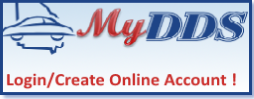 Login/Create a DDS Online Account