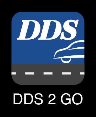 DDS 2 GO Mobile App Logo