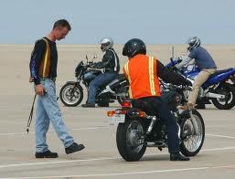 Motorcycle Training Image